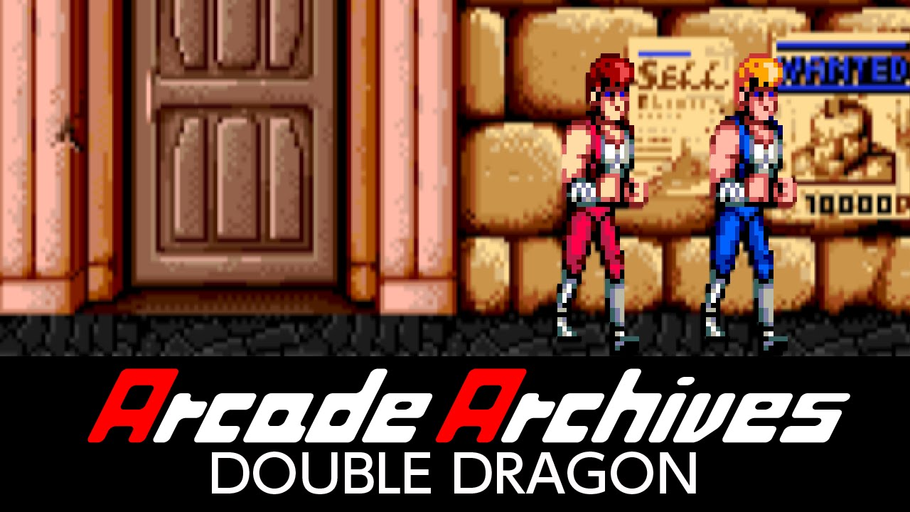 Double dragon arcade game download