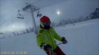 видео Лучшие лыжные курорты Финляндии