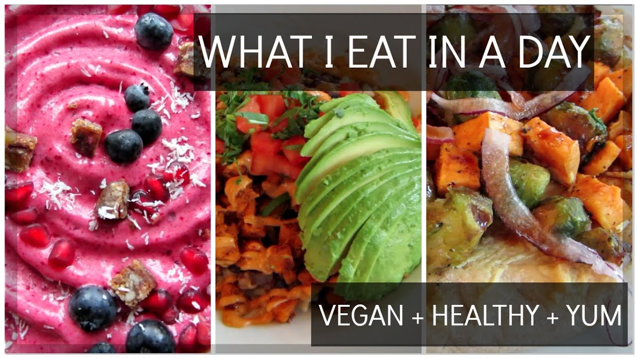 What I Eat In A Day (6) || VEGAN + A DAY IN MY LIFE