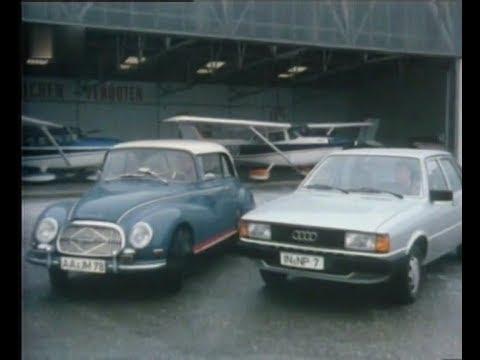 Vergleich Audi 80 - DKW (Auto Union) 1000