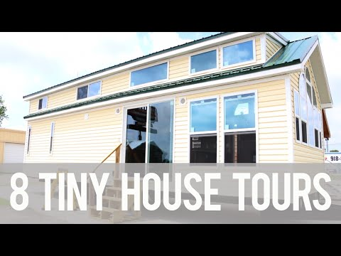 8 Tiny House Tours