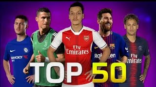 Top 50 Assists That Look More Beautiful Than Goals (HD)