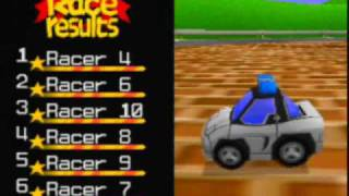Penny Racers Game Sample - N64