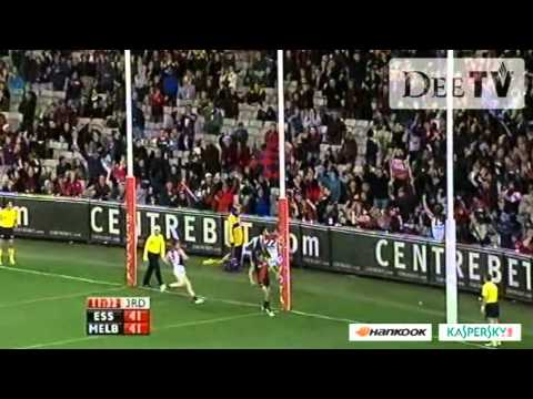 Round eleven Melbourne goals