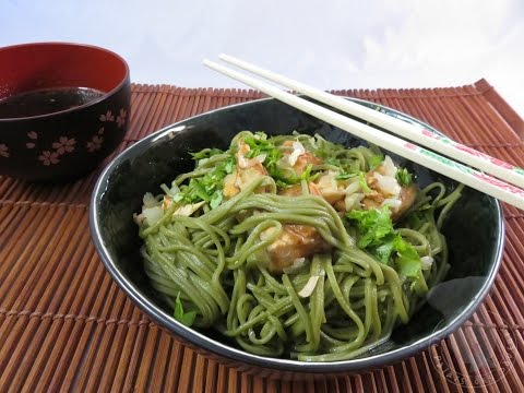 recette-de-soba-au-saumon-teriyaki