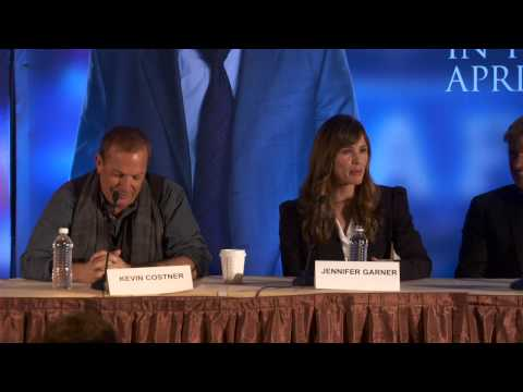 Draft Day: Press Conference Part 9 of 10 - Kevin Costner, Jennifer Garner, Terry Crews