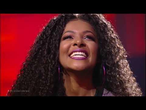 Jamily garante vaga na final do Canta Comigo com sucesso de Whitney Houston