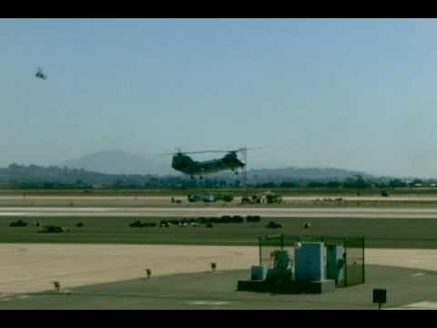2009 MCAS Miramar Airshow - Marine Air-Ground Task Force Dem