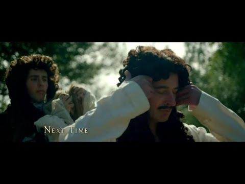 Jeremy Northam as Charles II. (New Worlds episode 2)