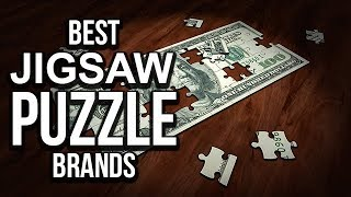 Top 5 Best Jiġsaw Puzzle Brands of 2017