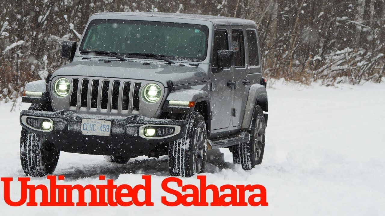 2019 Jeep Wrangler Unlimited Sahara Test Drive Review ...