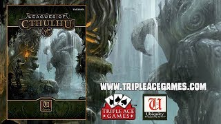 Game Geeks #296 Leagues of Cthulhu by Triple Ace Games