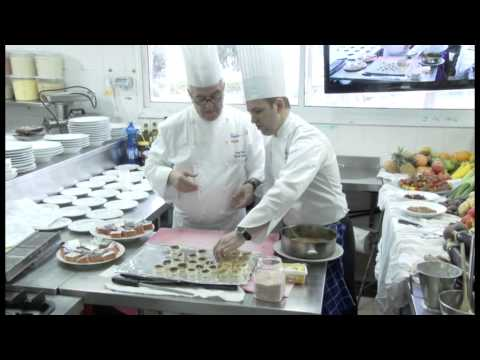 16 02 15 Master cours  Ecole culinaire Rimomin Tiberiade   Part 2