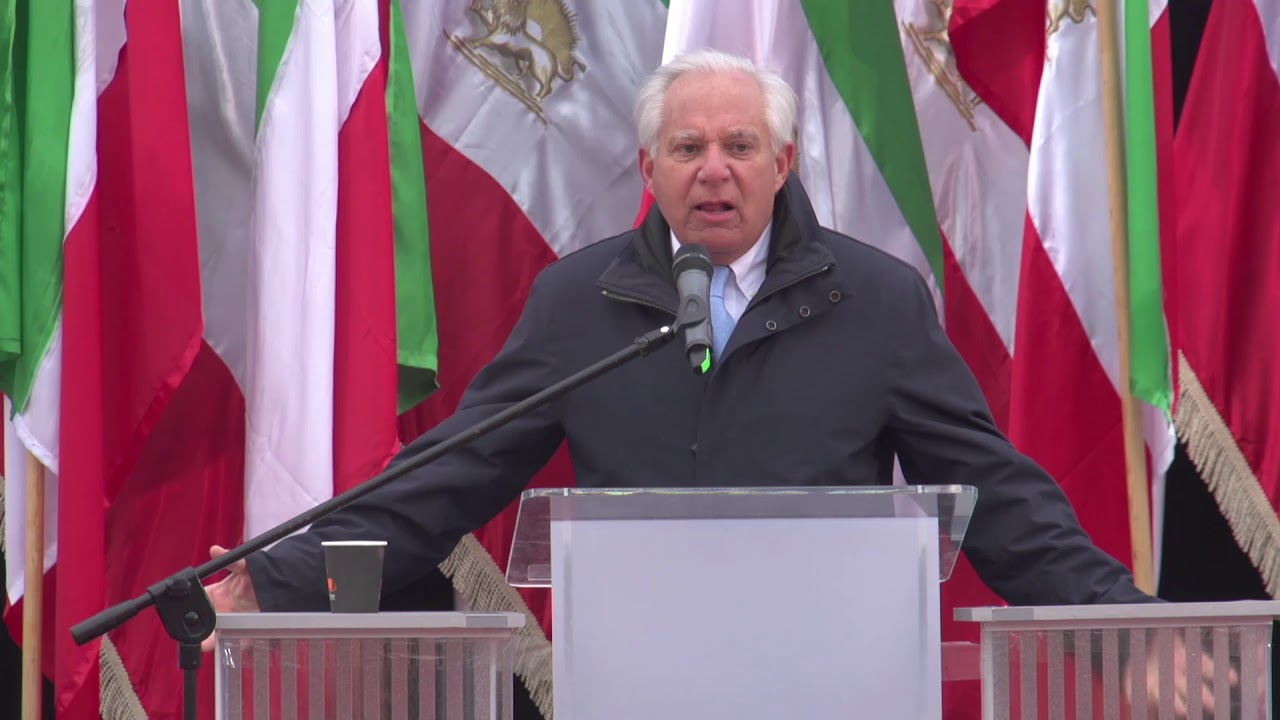Robert Torricelli: For Iran, NCRI is the choice, Maryam Rajavi is the choice