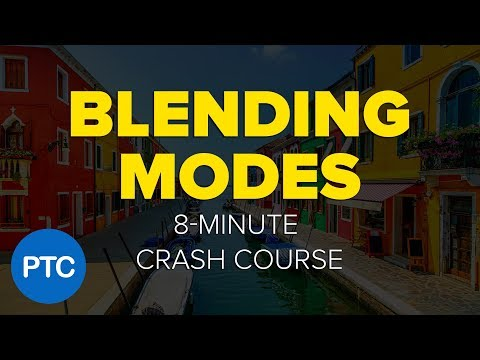 An 8-Minute Crash Course on Blending Modes in Photoshop