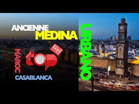 URBANO --- Ancienne Medina --- Casablanca