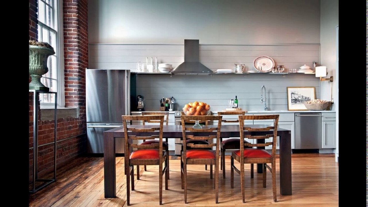 Single Wall Galley Kitchen Designs Youtube