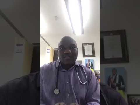 Dr Brighton Chireka comments on Zimbabwe's health system