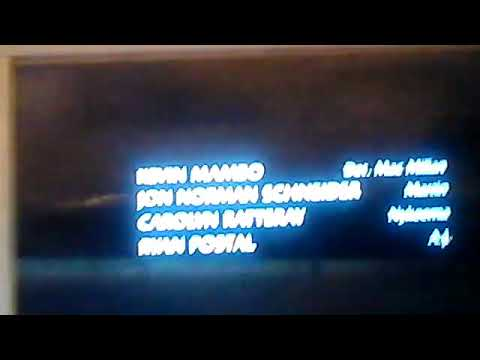 Law & Order Criminal Intent Season 5 Credits #2 (2005)