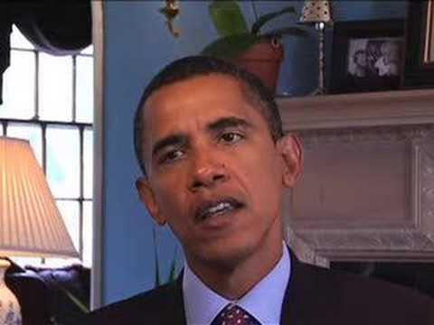 Barack Obama on Ethics