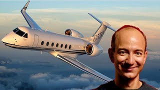 10 MOST EXPENSIVE THINGS OWNED BY AMAZON FOUNDER & BILLIONAIRE JEFF BEROS