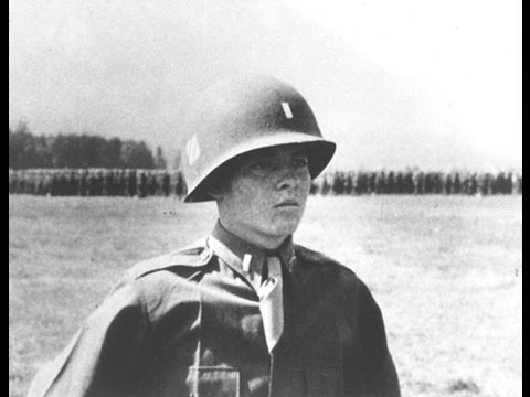 """""""Alone and Far Removed"""" Poem by Audie Murphy - YouTube"""