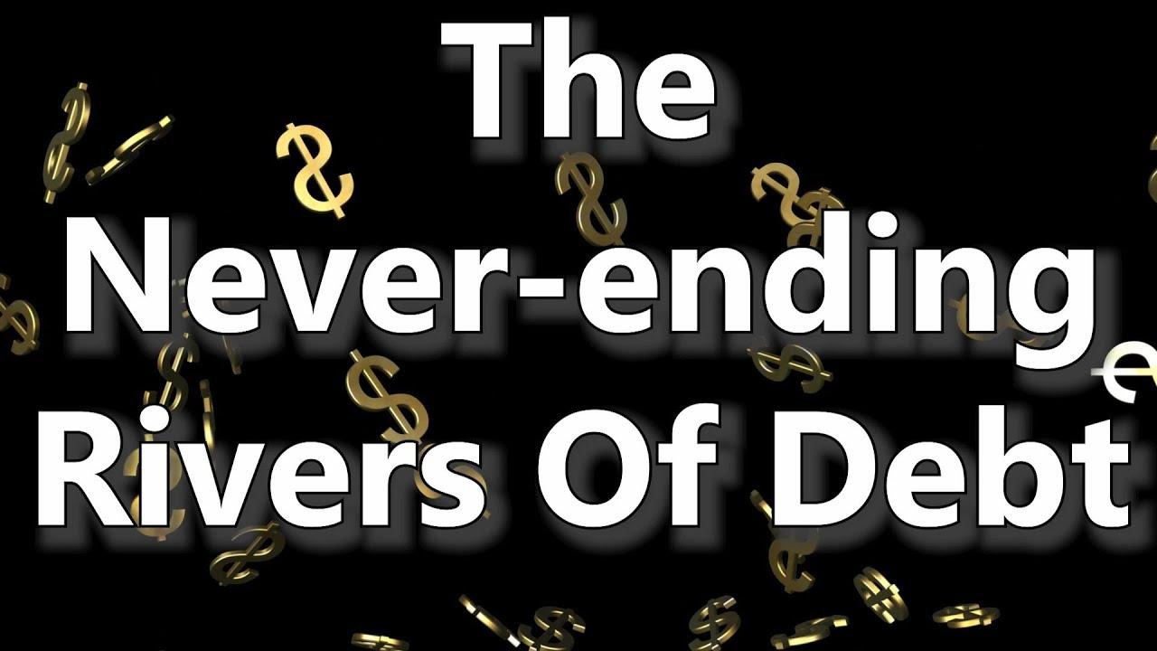 Image result for never-ending debt