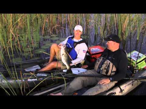 South Florida Kayak Bassin - Capt Marc Rogers