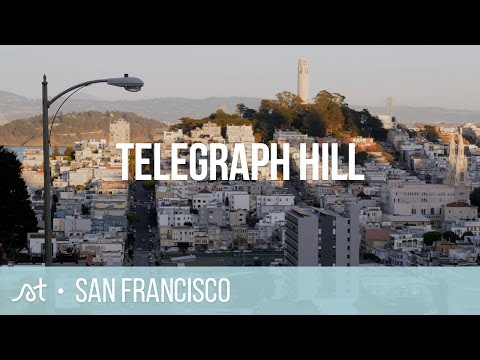 Telegraph Hill | North Beach | San Francisco