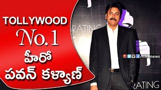 Pawan kalyan is the no 1 hero in tollywood | pawan kalyan craze