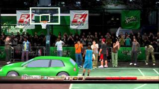 NBA 2K9 - Slam Dunk Contest