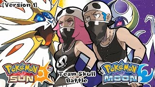 Repeat youtube video Pokemon Sun & Moon - Team Skull Grunt Battle Music Ver.1 (HQ)
