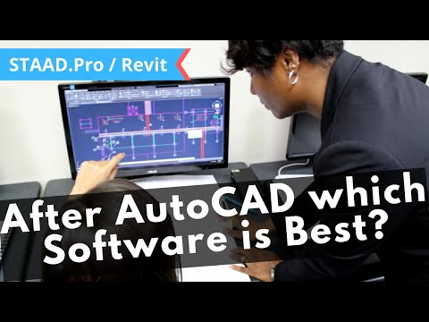 After AutoCAD which
