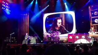 Rush - Distant Early Warning - Trainwreck in Bristow R40