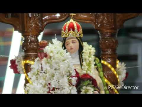 Mahe St.Theresa Church - ANAVATHIYAM
