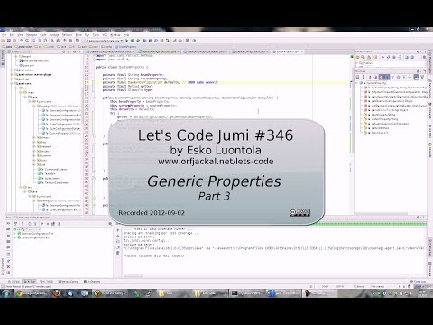 Let's Code Jumi #346: Generic Properties (Part 3)