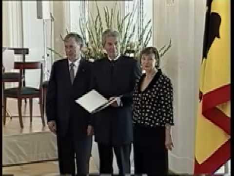 Hartmut Haenchen Erhält Bundesverdienstkreuz