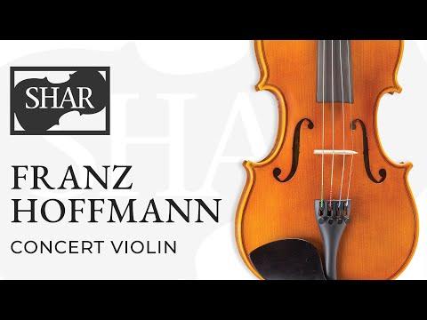 Franz Hoffmann Concert Violin
