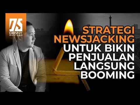 Jakarta Mati Lampu? Pakai Strategi Newsjacking - Strategi Marketing Online Yang Efektif