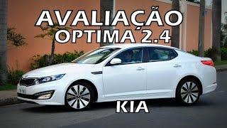 [OFF TOPIC] KIA OPTIMA 2.4 180 CV - PRIMEIRAS IMPRESSÕES - CONHECENDO O CARRO
