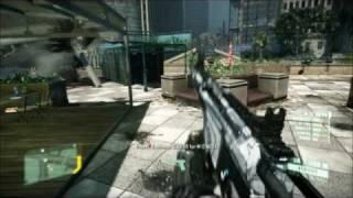 Crysis 2 PC Gameplay Sapphire Ati 5670