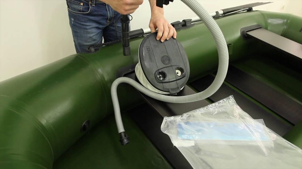 Schlauchboot Ventiladapter zur Kopplung mit Luftkompressor