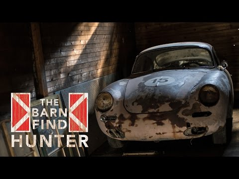 Barn Find Hunter | Sports Cars Hidden in The Rocky Mountains - Ep. 4