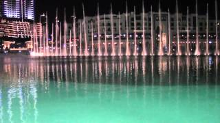 Dubai Fountains -