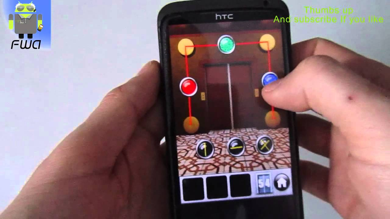 100 Doors Of Revenge Level 54 Solution Explanation Android Youtube
