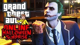 GTA Online - Halloween Surprise: Joker als Schlitzer?