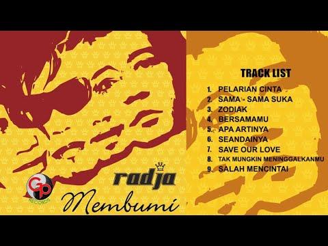Radja - Membumi [Full Album]