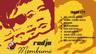 Radja - Membumi [Full Album]