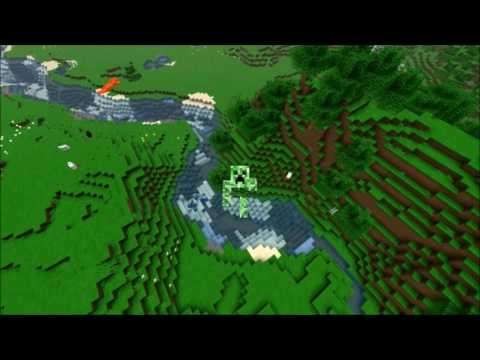 """♬ """"Creepers"""" - Minecraft Parody of """"Heathens"""" by Twenty One Pilots for one hour"""