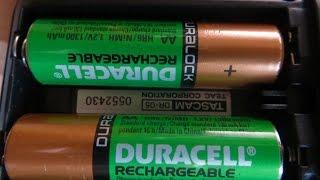Мій відгук про акумулятор Duracell HR6-2BL 1300mAh